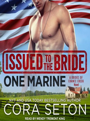 cover image of Issued to the Bride One Marine