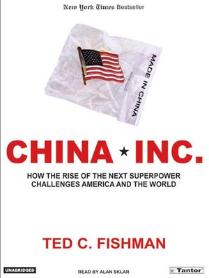 cover image of China, Inc.