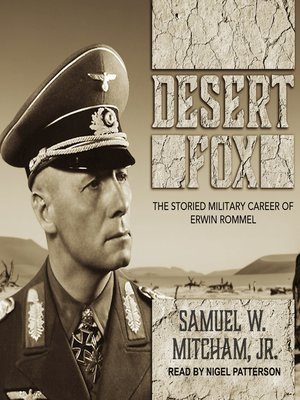 cover image of Desert Fox