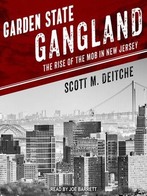 cover image of Garden State Gangland