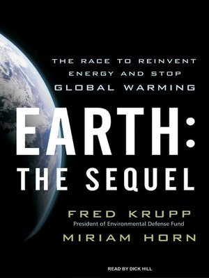 cover image of Earth--The Sequel