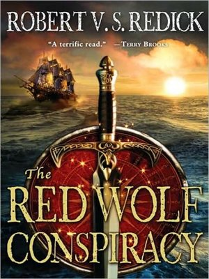 cover image of The Red Wolf Conspiracy