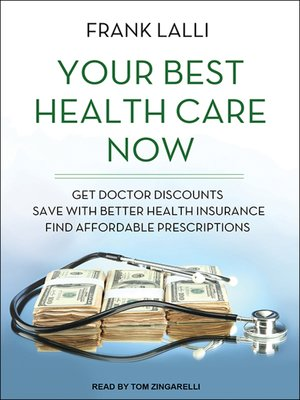 cover image of Your Best Health Care Now