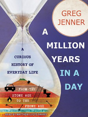 cover image of A Million Years in a Day