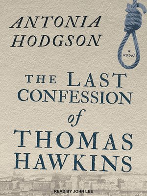cover image of The Last Confession of Thomas Hawkins