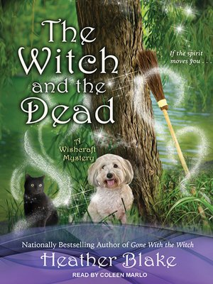 cover image of The Witch and the Dead