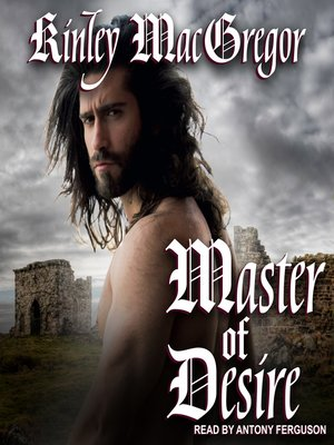 cover image of Master of Desire