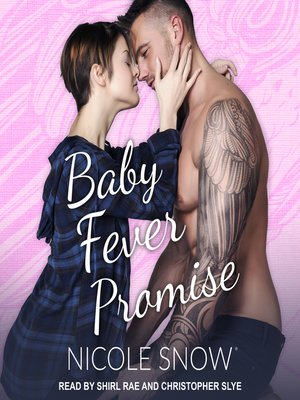 cover image of Baby Fever Promise--A Billionaire Romance