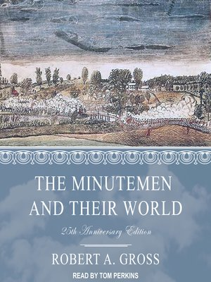 cover image of The Minutemen and Their World