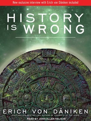 cover image of History Is Wrong