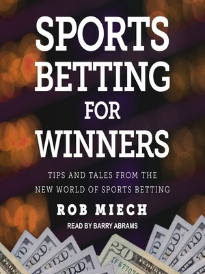 cover image of Sports Betting for Winners
