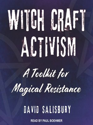 cover image of Witchcraft Activism