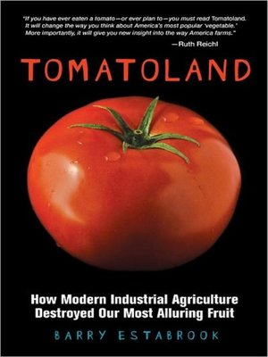 cover image of Tomatoland