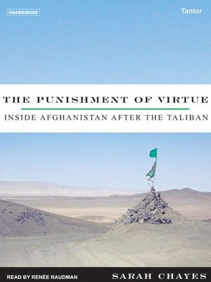 cover image of The Punishment of Virtue