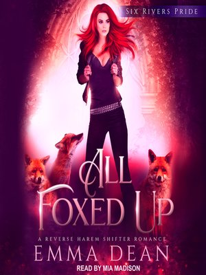 cover image of All Foxed Up