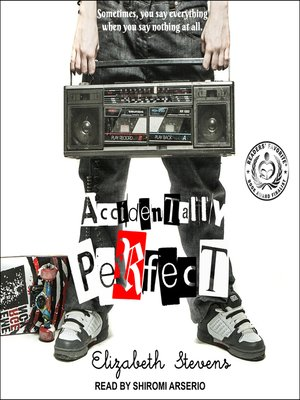 cover image of Accidentally Perfect