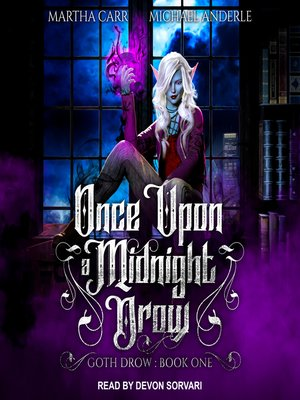 cover image of Once Upon a Midnight Drow