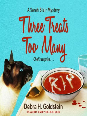 cover image of Three Treats Too Many