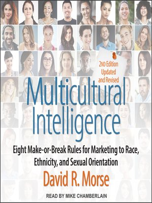 cover image of Multicultural Intelligence