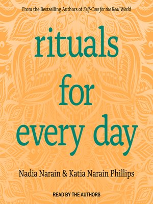 cover image of Rituals for Every Day