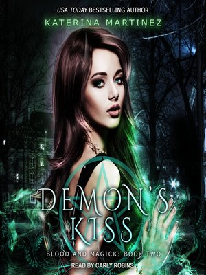 cover image of Demon's Kiss