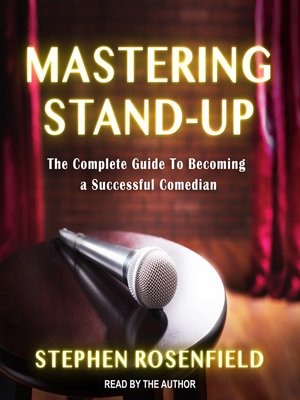 cover image of Mastering Stand-Up