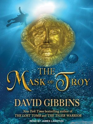 cover image of The Mask of Troy