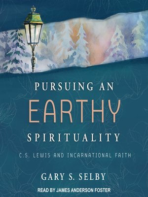 cover image of Pursuing an Earthy Spirituality
