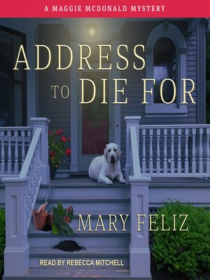 cover image of Address to Die For