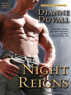 cover image of Night Reigns