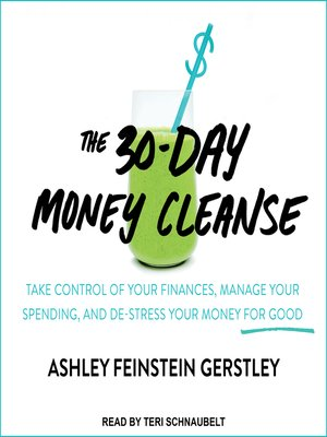cover image of The 30-Day Money Cleanse