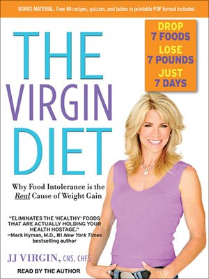 cover image of The Virgin Diet