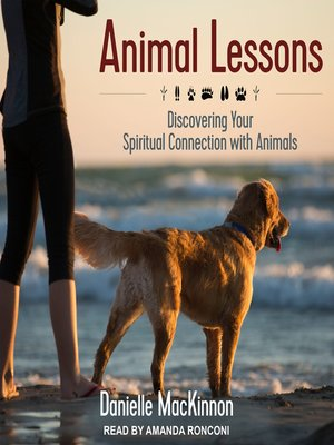 cover image of Animal Lessons