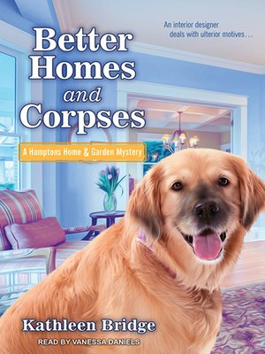 cover image of Better Homes and Corpses