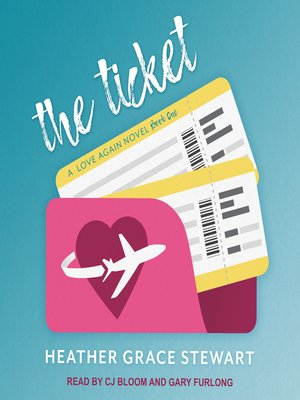 cover image of The Ticket--A Love Again Novel