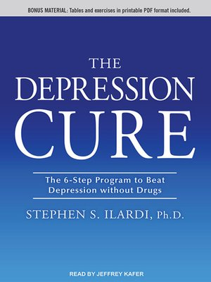 cover image of The Depression Cure