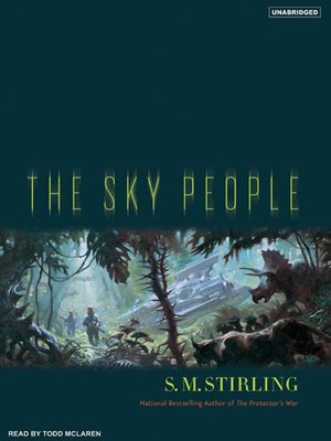 cover image of The Sky People