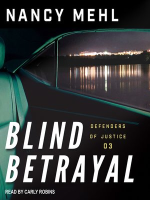 cover image of Blind Betrayal