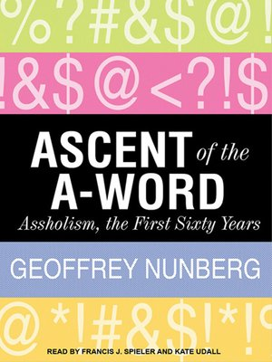 cover image of Ascent of the A-Word