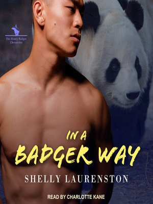 cover image of In a Badger Way