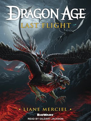 cover image of Dragon Age--Last Flight