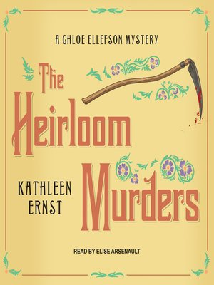 cover image of The Heirloom Murders