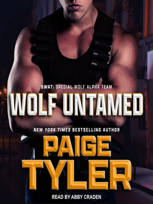 cover image of Wolf Untamed