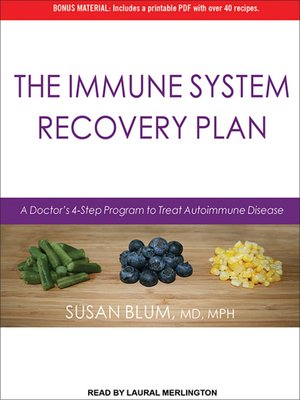 cover image of The Immune System Recovery Plan