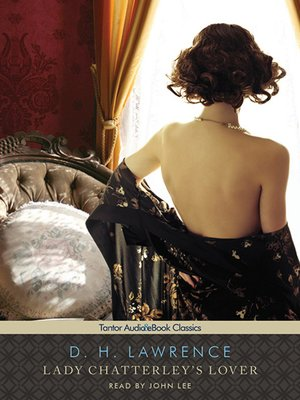 cover image of Lady Chatterley's Lover