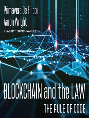 cover image of Blockchain and the Law