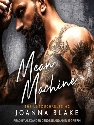 cover image of Mean Machine