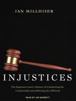 cover image of Injustices