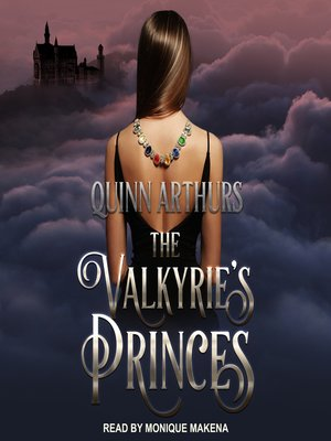 cover image of The Valkyrie's Princes