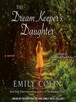 cover image of The Dream Keeper's Daughter